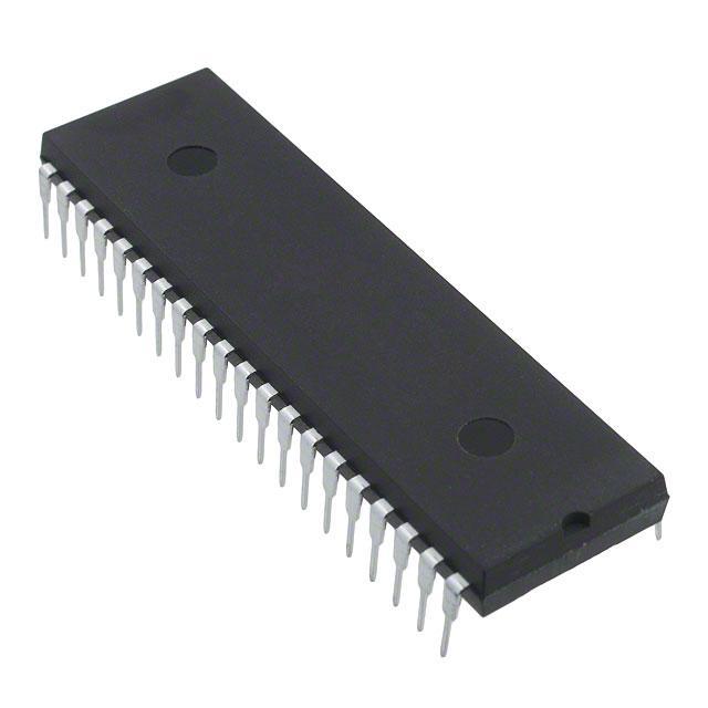 IC LCD DISPLAY DRVR 4DGT 40-DIP - Intersil ICM7211AMIPLZ