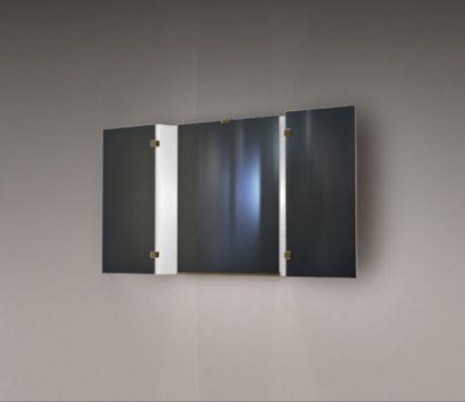Miroir mural  - contemporain lumineux Modèle 954 T