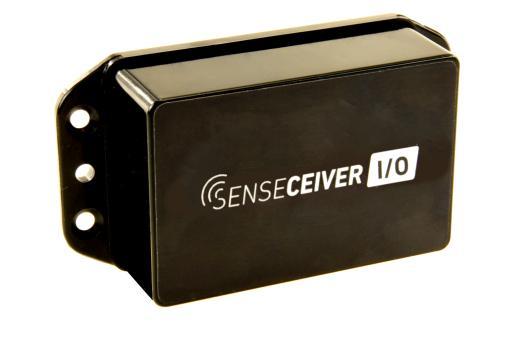 SenseCeiver I/O  - Low Power Sensor Gateway