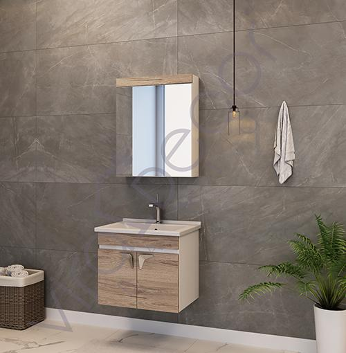 Petek 60cm - wooden bathroom furniture