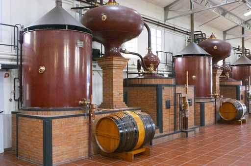 Suivi de distillation -
