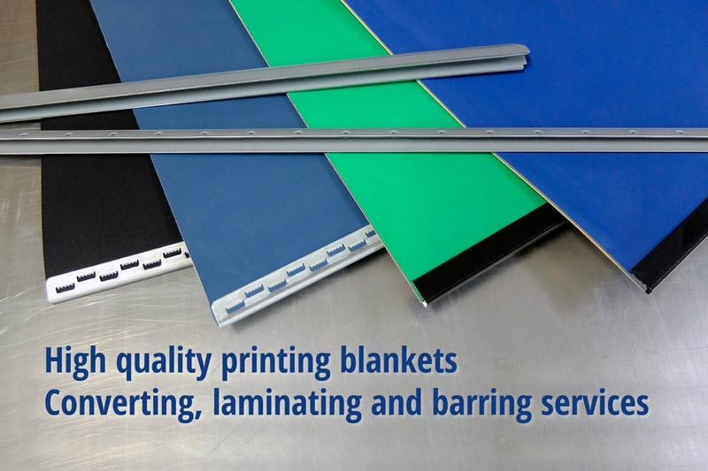 Printing Blankets - for any offset application