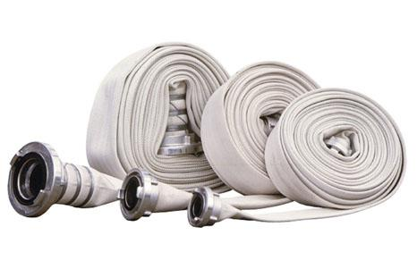 Water hoses I Layflat hoses - Synthetic building hose Standard