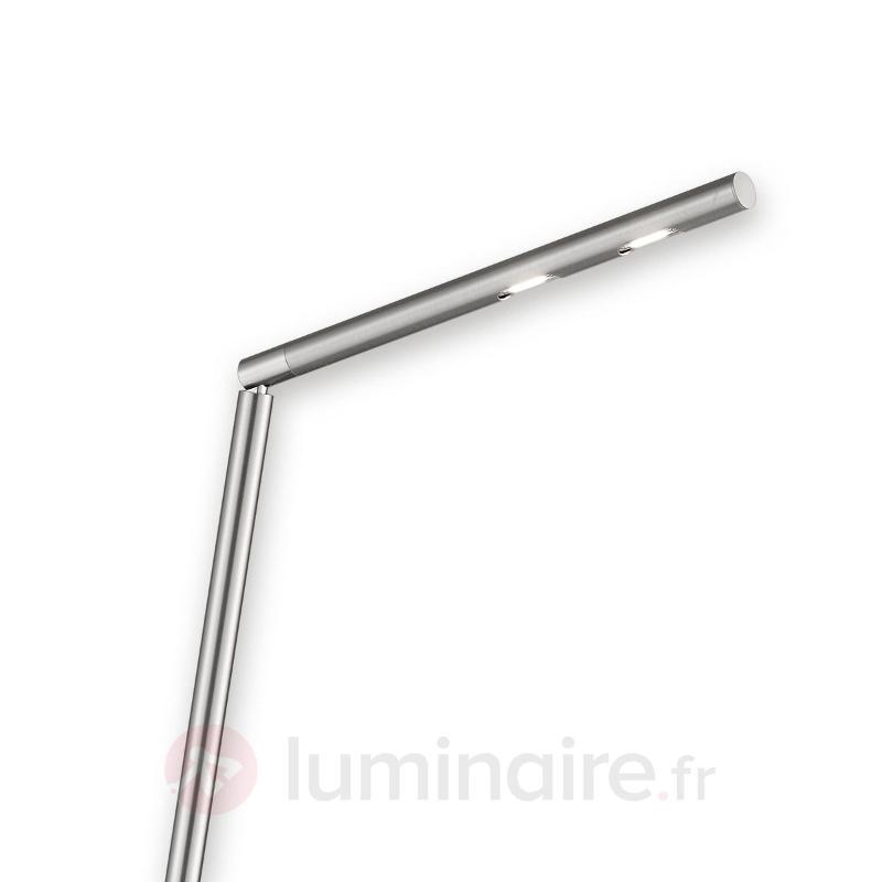 Lampadaire LED intemporel Glance - Lampadaires LED