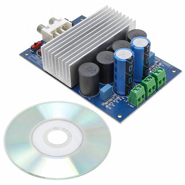 BOARD EVAL FOR TDA7498E - STMicroelectronics STEVAL-CCA044V1