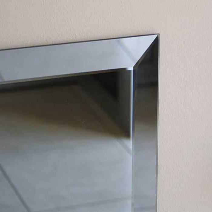 3-6mm Silver Glass Mirror -