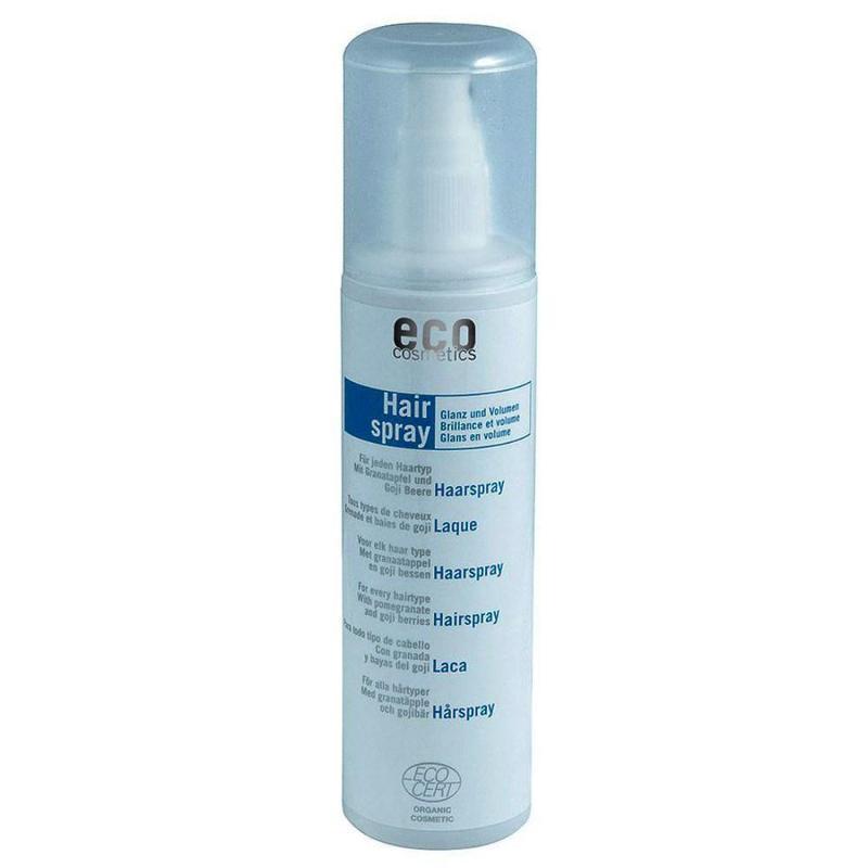 ECO Haarspay 150ml mit Granatapfel und Goji Beere - null