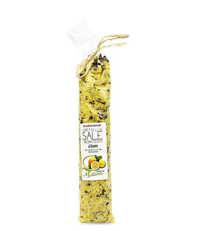 Sale aromatizzato al limone - Sali aromatizzati