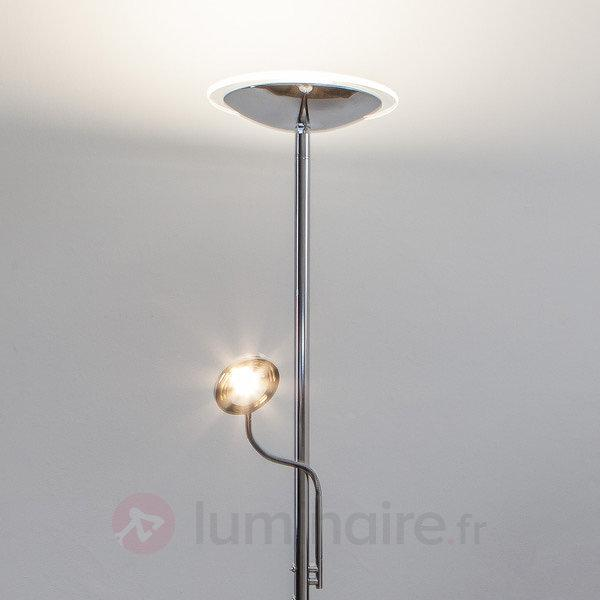 Lampadaire à éclairage indirect LED Malea - Lampadaires LED à éclairage indirect