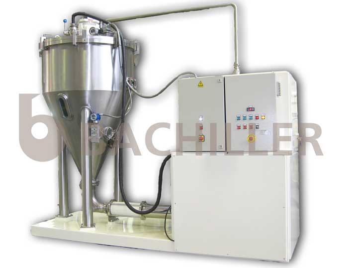 Desaereador al vacío - Desaereador de vacío de Bachiller - DEB