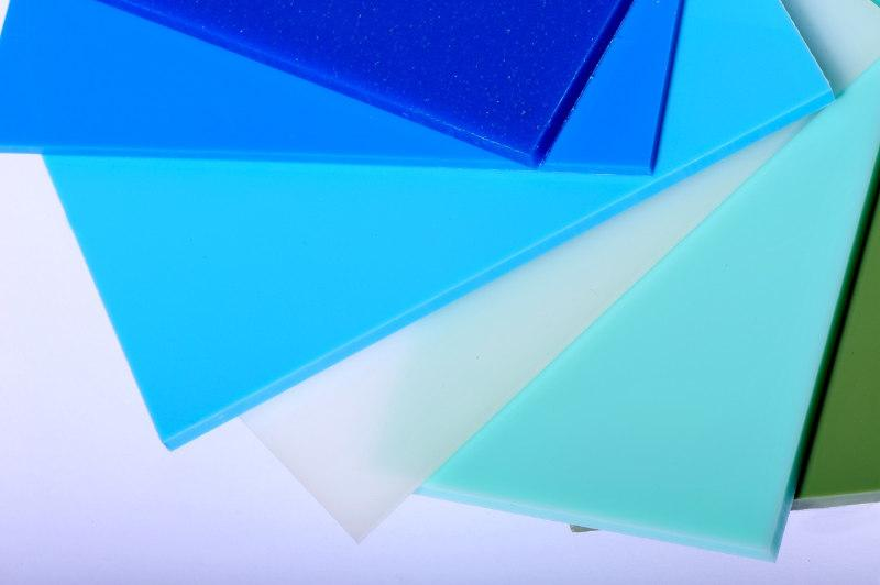 Polypropylen Zuschnitte - Pressplatten aus Polypropylen mit Stärken bis zu 280mm lunkerfrei & spannungsarm