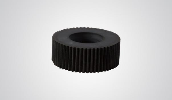 Rubber molded pieces on demand -
