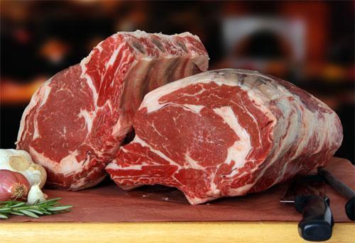 Viande de bœuf -
