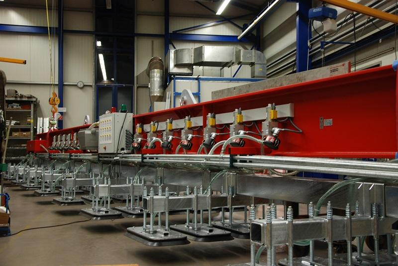 vacuum lifter - up to 50.000 kg - null