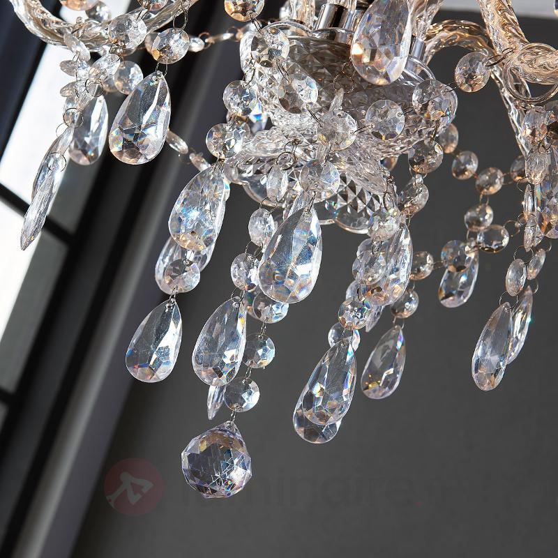 Lustre à 5 lampes Merida - Lustres classiques,antiques
