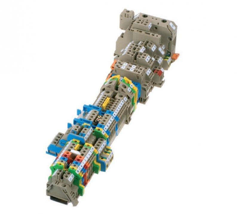 Sistema de conexión por tornillo RK | SL