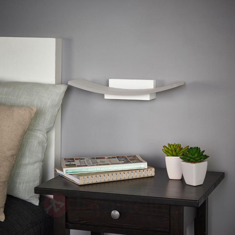 Applique LED esthétique Mjela à éclairage indirect - Appliques LED