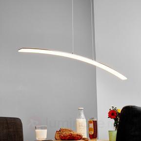 Suspension LED Lorian arquée - Accueil » Lampes d'intérieur » Suspensions » Suspensions LED »