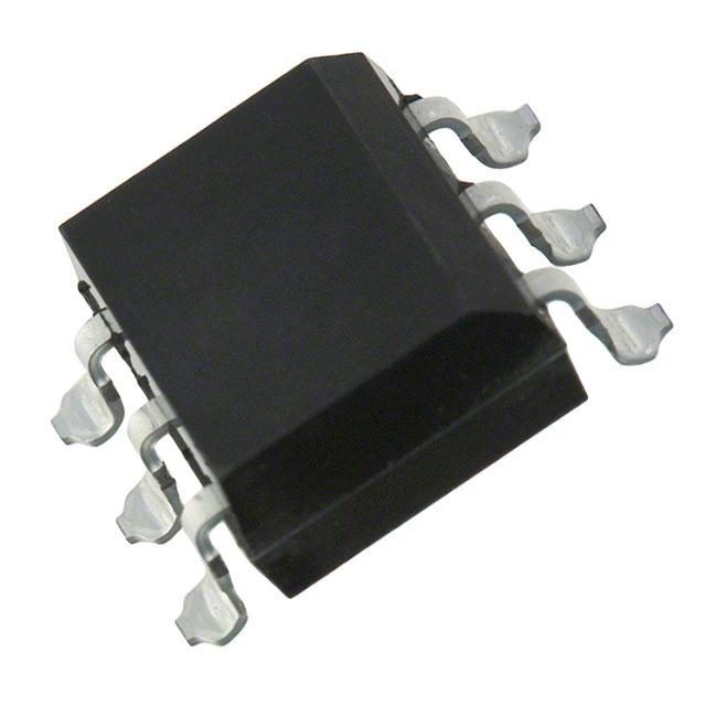 OPTOISOLATOR 4KV SCR 6SMD - Toshiba Semiconductor and Storage TLP748J(TP1,F)