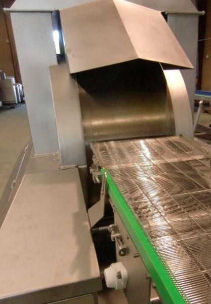Machine Automatique cuisson 2 faces sur plaque et tambour  - Crêpes & galettes