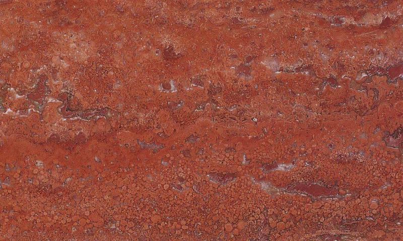 Red Travertine -
