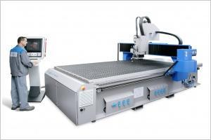 MECAPRO 3 осевое фрезерное оборудование