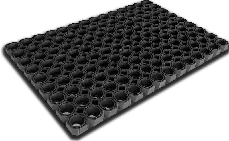 Wycieraczka gumowa ażurowa Unimat 22 R/MGA - mata na wymiar - Wycieraczki gumowe ażurowe