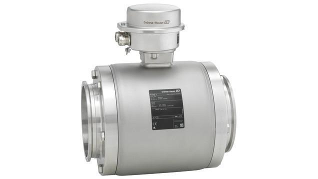 Proline Promag H 100 Electromagnetic flowmeter -