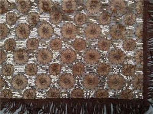 mesa de manualidades marrón estilo de Oriente Medio
