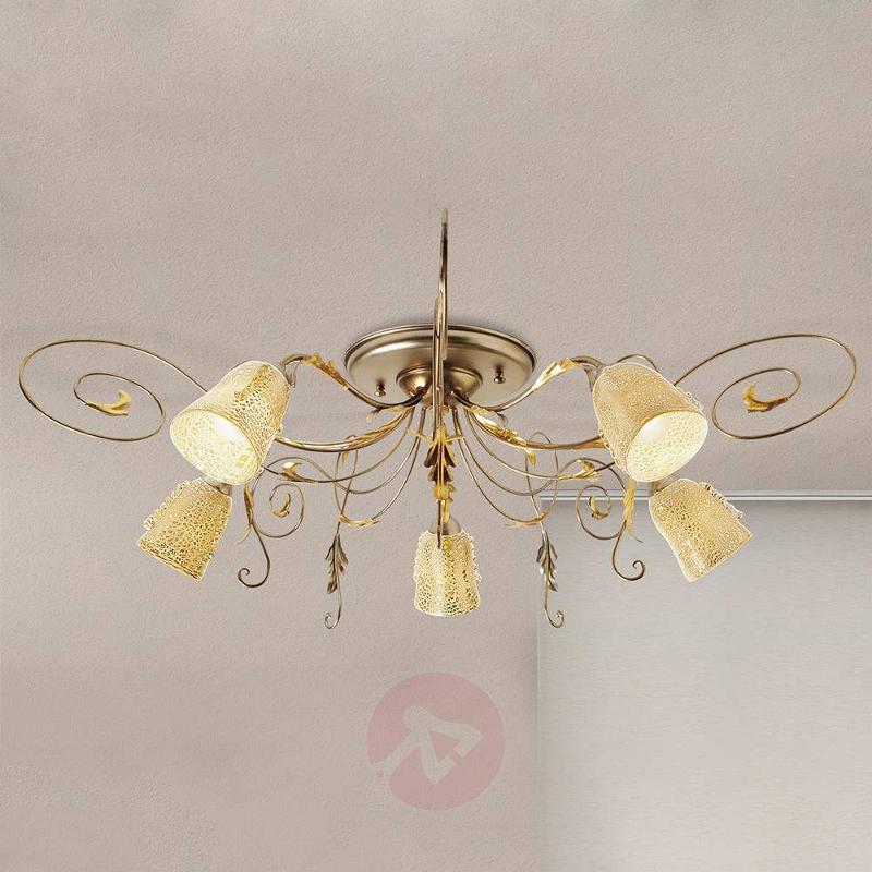 Ceiling light Ilaria - 5-bulb - Ceiling Lights