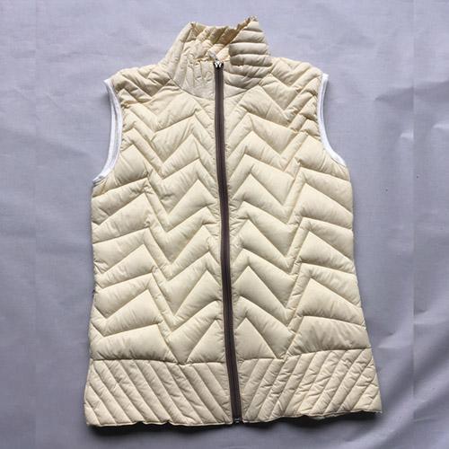 Women's down waistcoat  down coat -