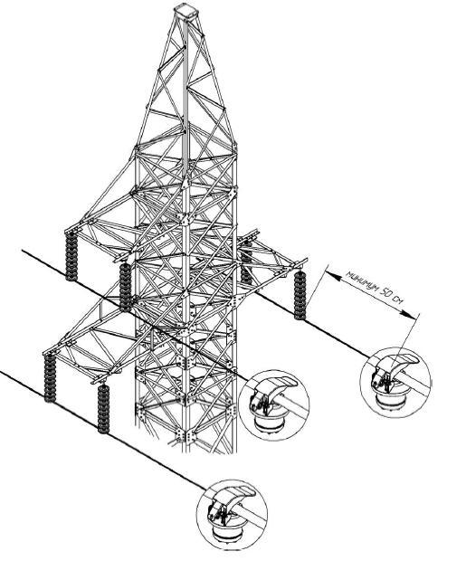 Lodestar CL HV - OHL fault locator