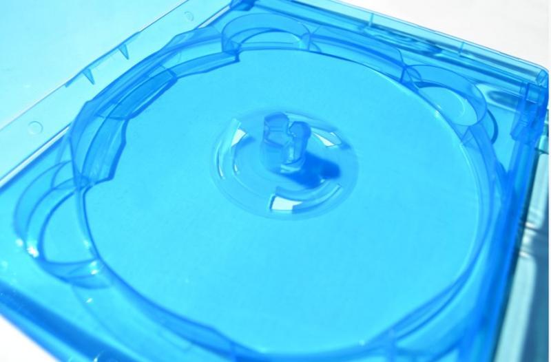 AMARAY BluRay Versopak - 1 bis 7 disc - 15mm - blau... - BluRay & UHD