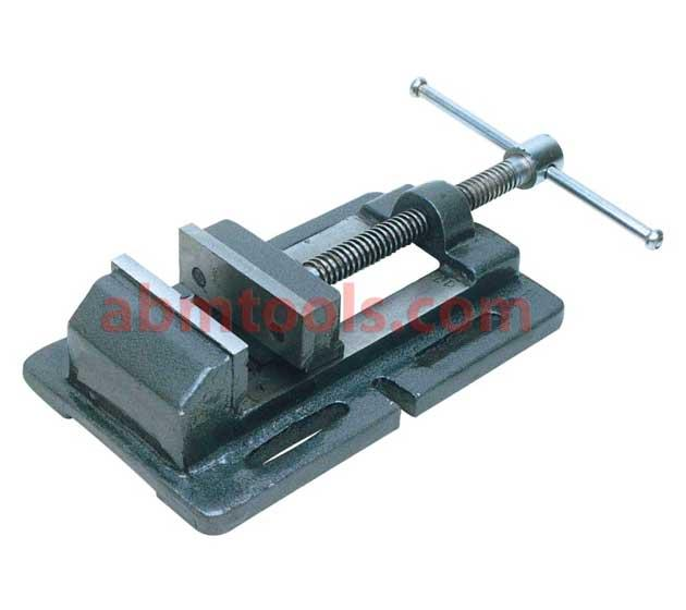 Drill Press Vice - Precision - Works well with High Pressure drilling Machine.