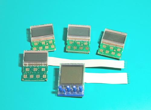 LCD Counter (Semi-finished products) - Electronic Products