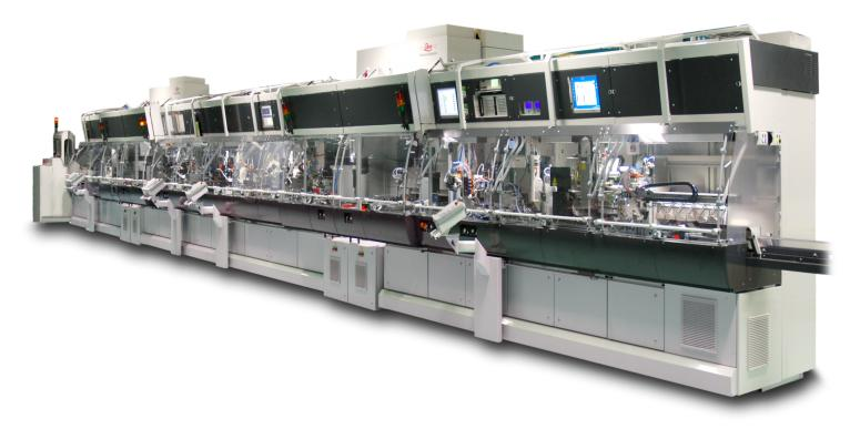 Linear Transfer Systems - For optimum process times with short cycle times.