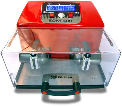 Molino Mezclador de Bolas EQM-400 - Molino de Bolas