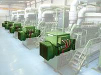 Alternateurs pour moteurs diesel et à gaz - null