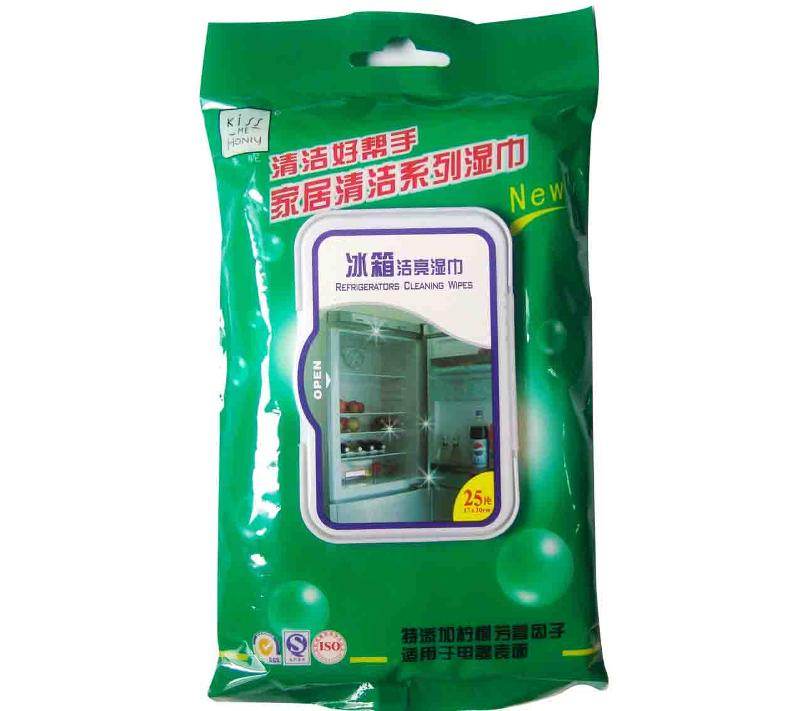 Refrigerators Cleaning Wipes 25S - null