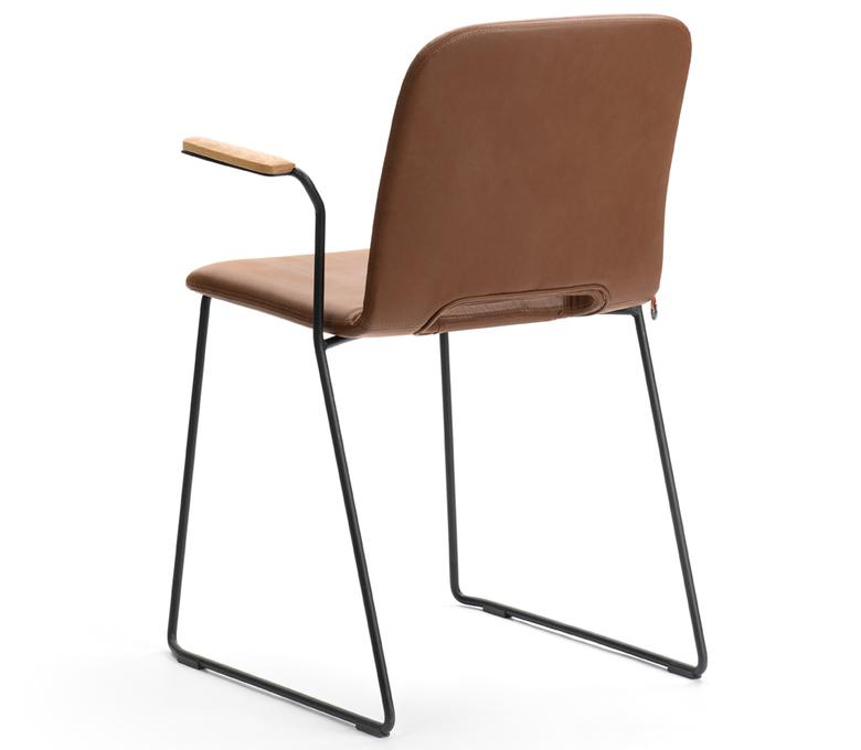 chaises - PAMP STACKABLE UNI H47 PM +A
