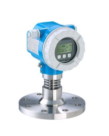 mesure detection niveau - radar niveau FMR245