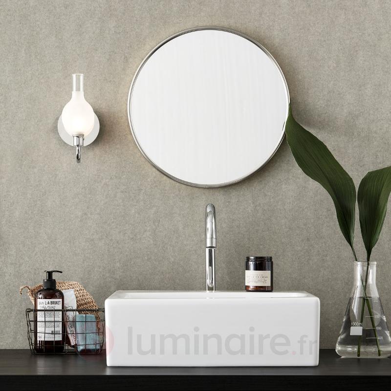 Applique de salle de bain chromée Liberty - Salle de bains et miroirs