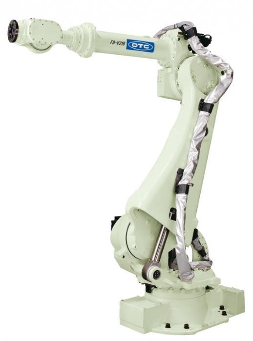 Articulated robot - FD-V210 - For Handling of heavy loads