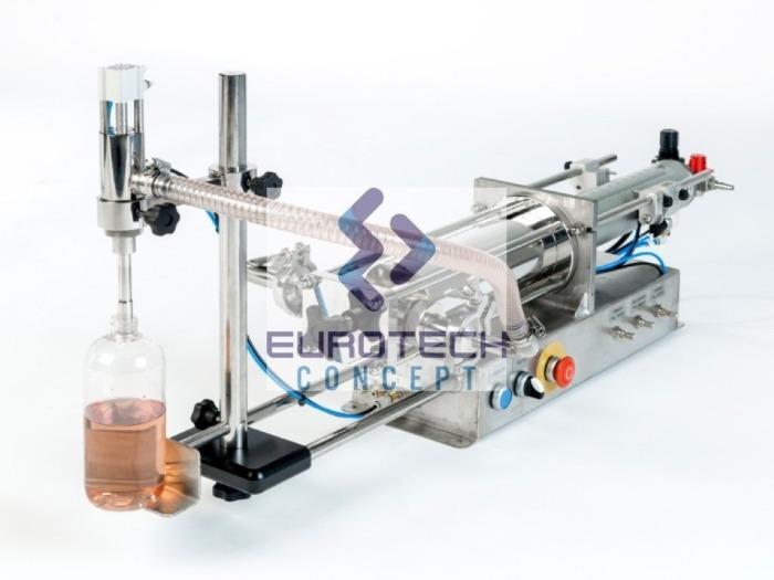 Remplisseuse volumétrique semi-automatique UVL01-ET -