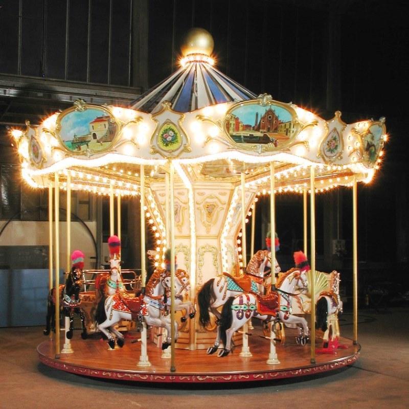 GC 4,70/1P - Venetian Carousel
