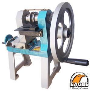 Hand Powered Strip Cutter Machine