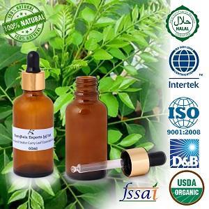 Ancient healer Curry Leaf oil 60 ml - Curry Leaf oil  Curry Leaf essential oil