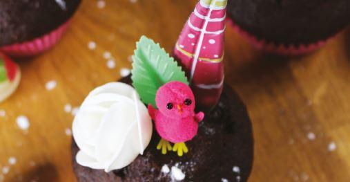 Sugar - Decoration items