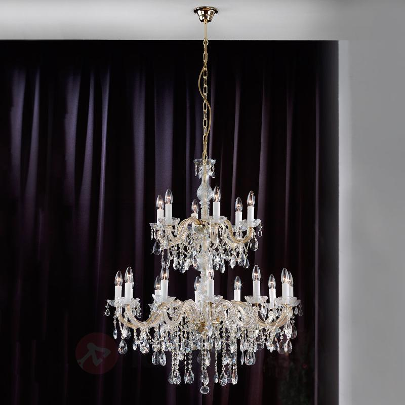 Lustre impressionnant THERA 90 cm - Lustres classiques,antiques