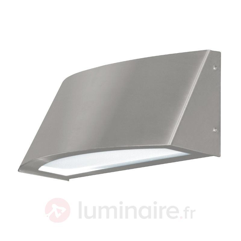 Belle applique d'extérieur LED HINRICH 3 000 K - Appliques d'extérieur LED